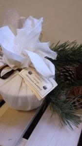 Menter Fachwen Christmas pudding