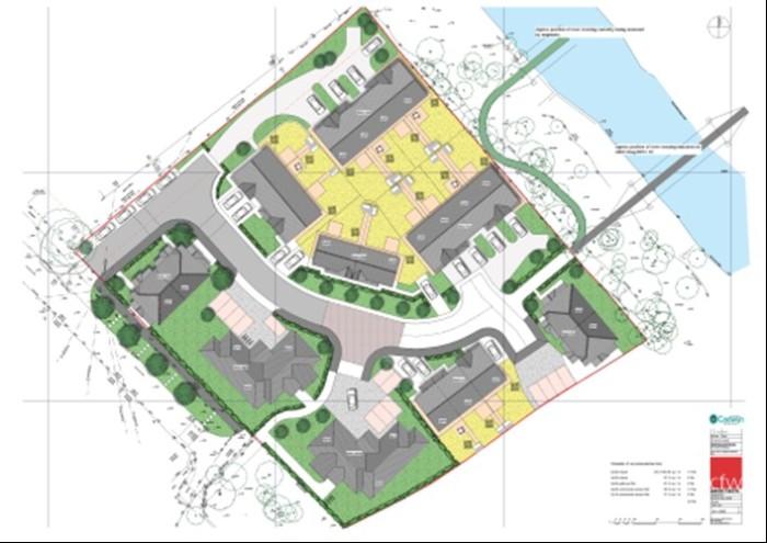 Ely Farm Garden Village plans