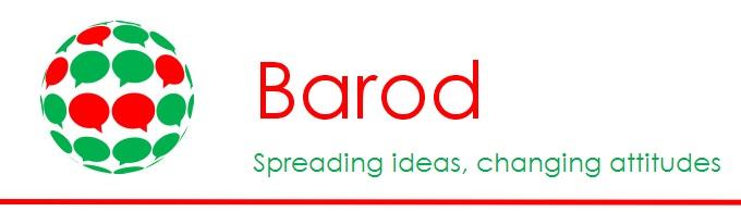 The Barod logo