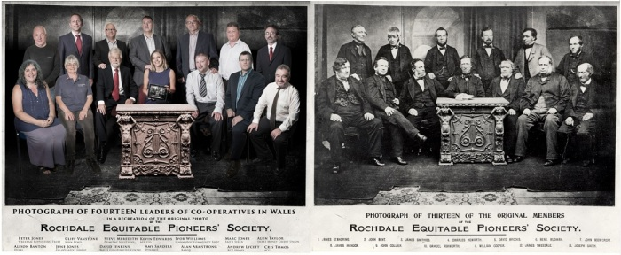 Modern Pioneers comparison pic