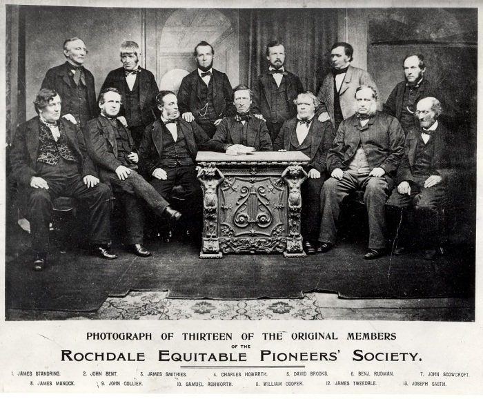 The Rochdale Pioneers