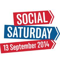 Social Saturday logo