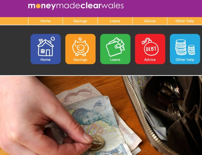 The Money Made Clear Wales website is a great example of where people can get financial advice online