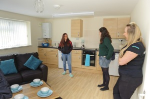 innovative accommodation for young people